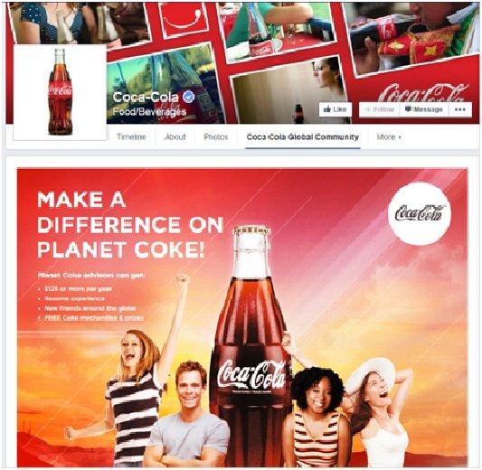 coke fb
